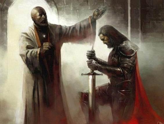 История рыцарства