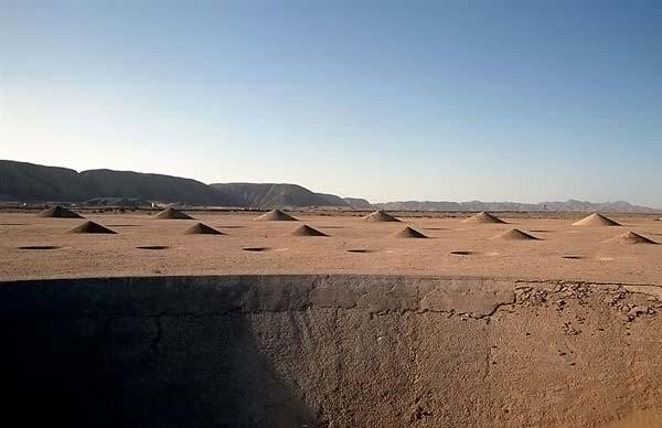 Таинственная спираль Дыхания пустыни в Египте