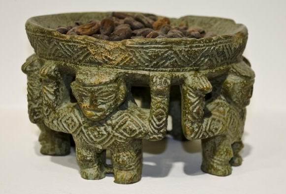 Жидкое золото ацтеков
