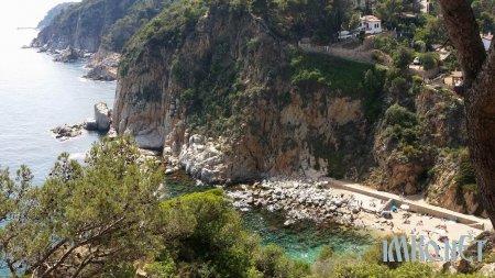 Тосса де Мар Tossa de Mar Коста Брава Каталония ( Сам Фоткал )