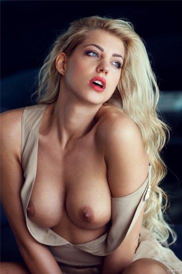 Sarah Nowak в Playboy Germany, август 2014 - 18+