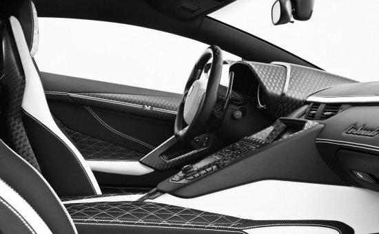 MANSORY CARBONADO Aventador 1250 PS