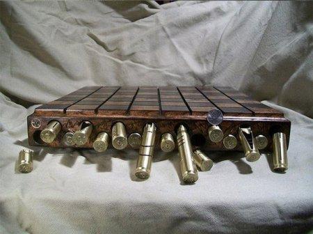 Потрясающий набор шахмат (5 фото)