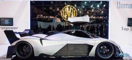 Devel Sixteen Hypercar 560km/h 5000hp V16