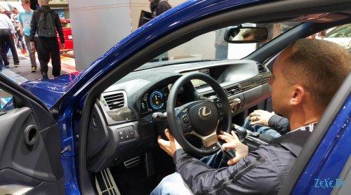 IAA 2015 Франкфуртский автосалон Сам Фоткал