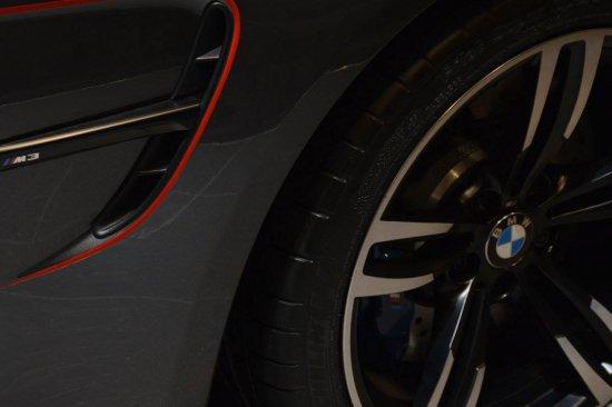 BMW M3 F80 LCI Tuning von M Performance & AC Schnitzer