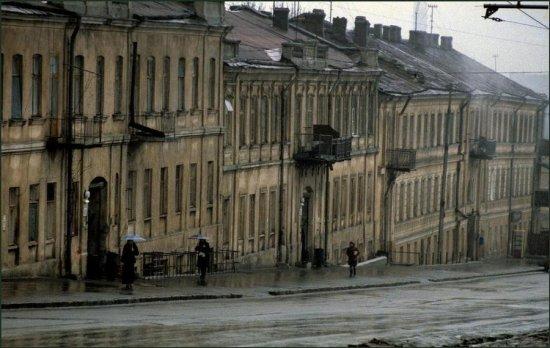 Одесса 1982 год глазами Яна Берри