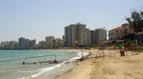 Заброшенный курорт Вароша Город-призрак на Кипре