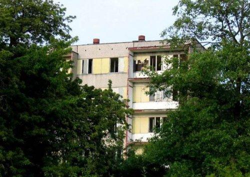 Кломино Город-призрак в Польше