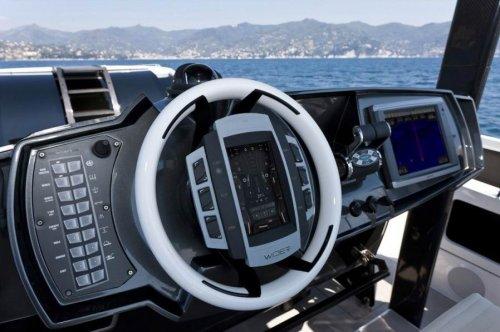 Катер трансформер Wider 42 + другие Роскошные яхты