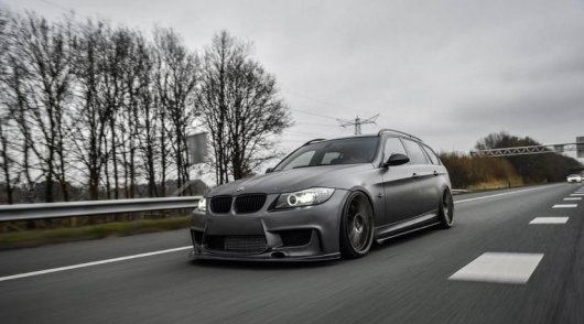813PS BMW 335i E91 �� JB4 Tuning Benelux