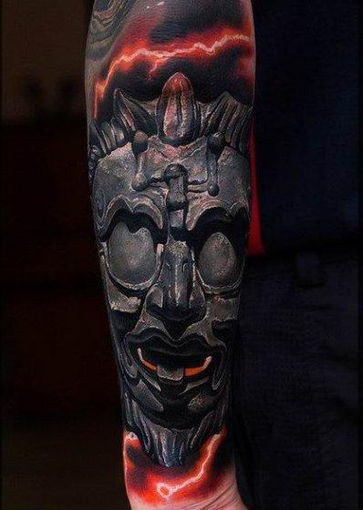 Супер 3D Татуировки