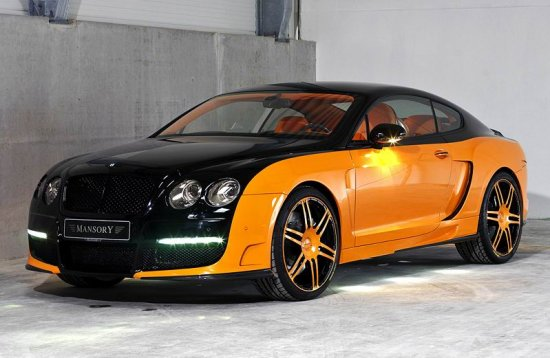 Bentley Continental GT Le Mansory