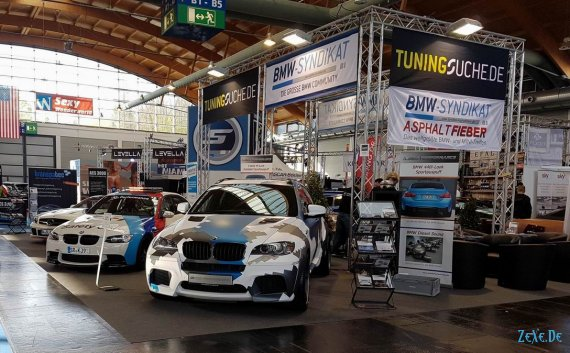 Tuning World Bodensee 2017 Сам Фоткал