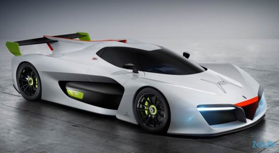 Концепт Pininfarina H2 Speed