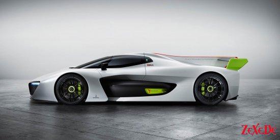 Pininfarina H2 Speed Концепт