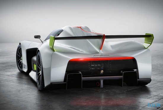 Pininfarina H2 Speed Концепт