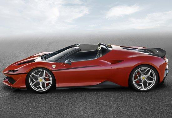 Ferrari J50  от 2.500.000 долларов