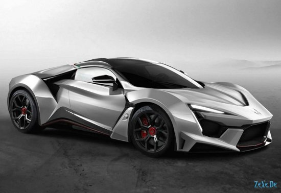 W Motors Fenyr SuperSport  от 1.850.000 долларов