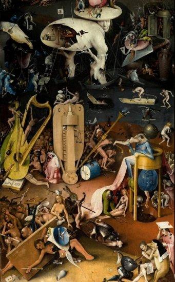 10 самых страшных картин известных художников.
