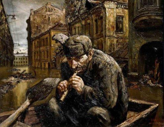 Скандальные картины Василия Шульженко