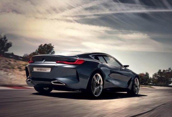 BMW 8-Series Concept 2017