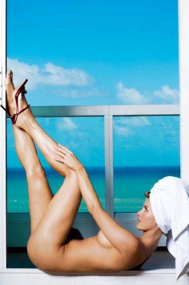Mодель и актриса Джоанна Крупа (Joanna Krupa) в журнале Maxim