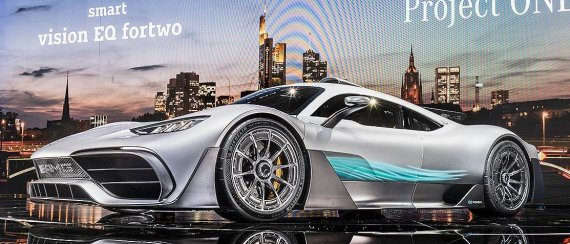 Mercedes-AMG Project One X1 -2,7 Millionen Euro