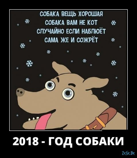Новогодний выпуск лучших демотиваторов
