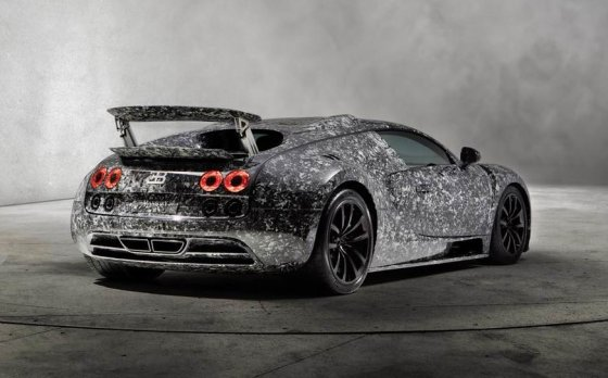 Mansory Vivere Final Diamond Edition