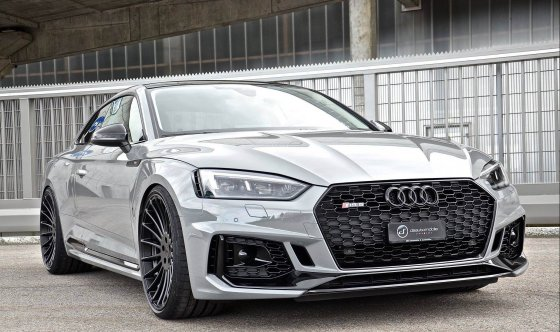 AUDI RS5 Built by DS 540HP 700NM