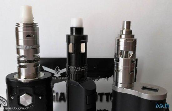 High End Баки и Моды..Электронные Сигареты..