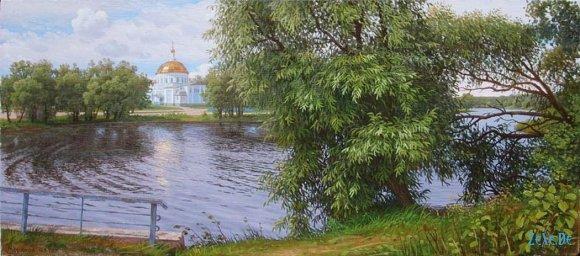 Живопись.. Художник Александр Васильевич Зорюков