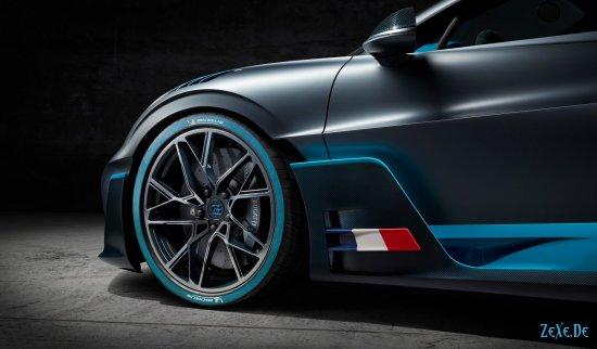 Bugatti Divo за 5 миллионов Euro