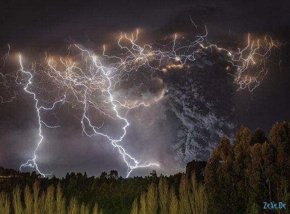 Охота за стихией: завораживающие фото Франциско Негрони