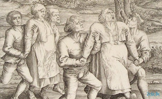 Пляски святого Витта 1518 года
