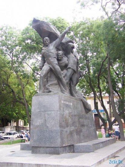 Памятник Потемкинцам, Одесса