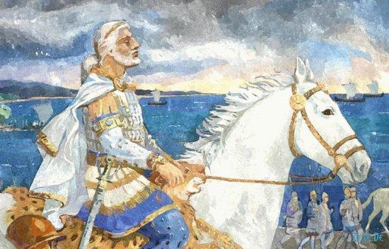 Легенда о Митридате