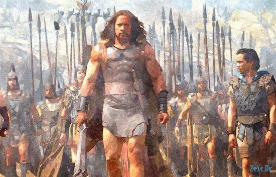Геракл и Появление скифского рода