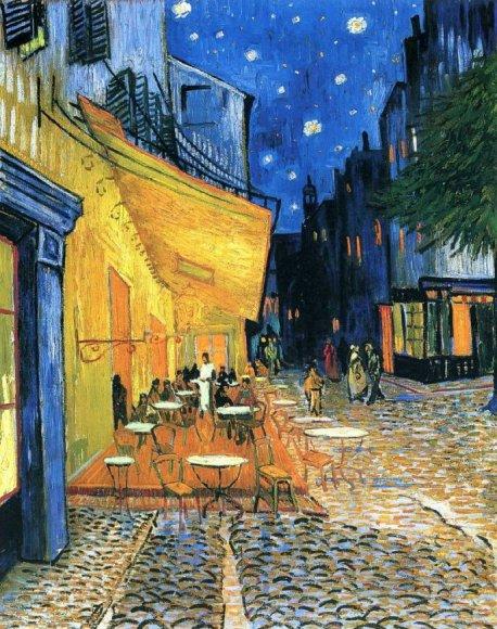 33 картины художника Винсента Ван Гога
