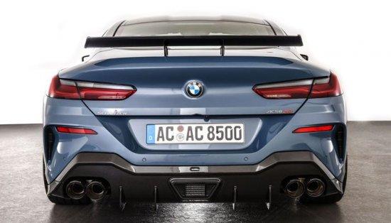 Der 8er BMW by AC Schnitzer Luxus