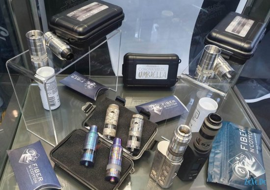 The Hall of Vape 2019 - Europas Dampfermesse